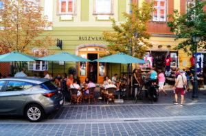 Uriges Cafe in Budapest