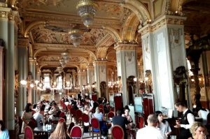 Schoenstes Kaffeehaus in Budapest