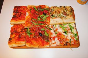 Leckere und beste Pizza in Budapest