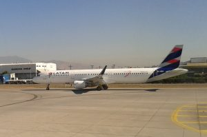 Flugtipp mit Latam von Europa nach Suedamerika