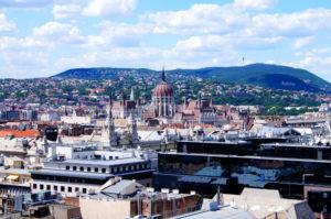 Basilika Ausblick Sehenswuerdigkeiten Budapest