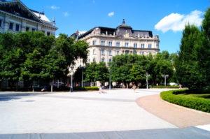 Insidertipp Parkanlage Budapest Sehenswuerdigkeit
