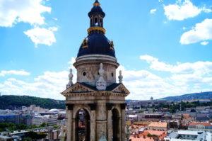 Ausblick Budapest Basilika Insider Tipps und Sehenswuerdigkeiten