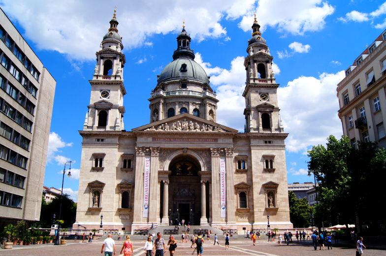 Insiderttipps uns Sehenswuerdigkeit Saint Stephans Basilika Budapest