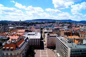 Aussichtsterasse Basilika Insidertipp Budapest