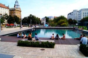Elisabethpark Budapest Sehenswuerdigkeit Tipp
