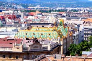 Insidertipp Goldenes Dach in Budapest