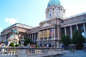 Sehenswuerdigkeit Nationalgalerie Budapest Museum