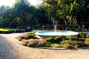 Insider Tipp Parkanlage Budapest