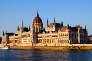 Schifffahrt mit Sicht auf Parlament Insidertipp Budapest