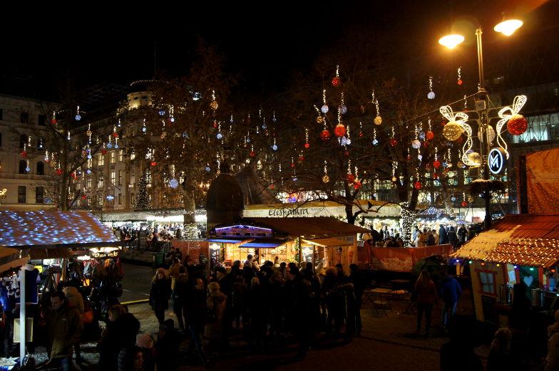 Weihnachtsmarkt Budapest Insider Tipps