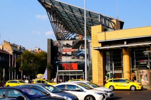 Shopping Mall West Gate Innenstadt Budapest Insidertipps