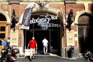 Kleine Markthalle Budapest Insidertipps