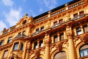 Budapest Sehenswuerdigkeiten Haus