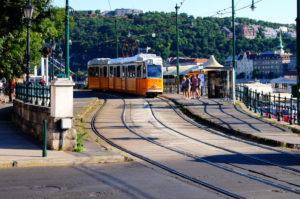 Tipps fuer Nahverkehr Tickets in Budapest