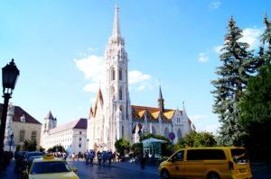 Ungarn Infos Matthiaskirche war auch Kroenungskirche