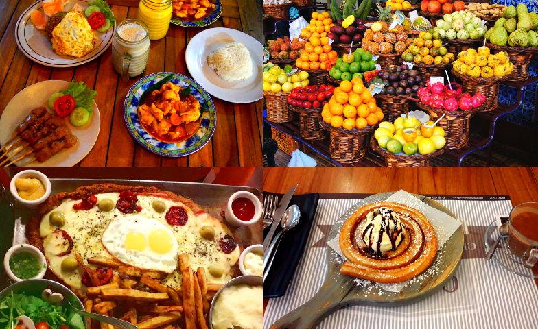 Kulinarische Weltreise die leckersten Gerichte weltweit