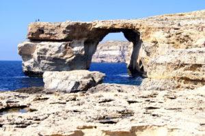 Azure Window eingestürzt auf Gozo