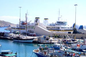 Gozo Channel Line mit der Fähre von Malta nach Gozo