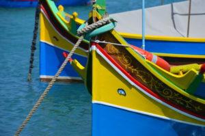 Tipp Luzzu Boote Sehenswuerdigkeiten typisch maltesisch