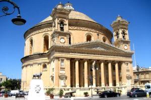 Sehenswürdigkeit Rotunde von Mosta