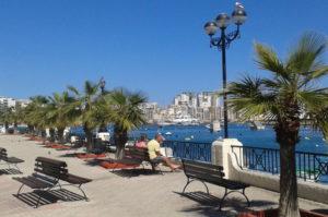 Tipp schoene Promenade von Sliema nach St. Julians
