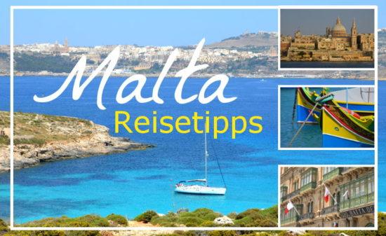 Die besten Reisetipps fuer deinen Malta Urlaub