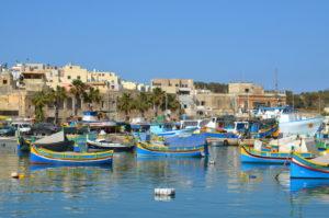 Tipp Marsaxlokk Fischerdorf auf Malta