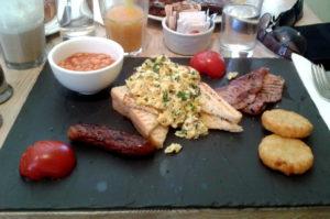 Britisches Frühstück auf Malta Tipps U Bistrot
