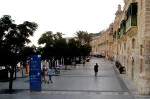 Waterfront Valletta der Hafen lohnt sich anzuschauen