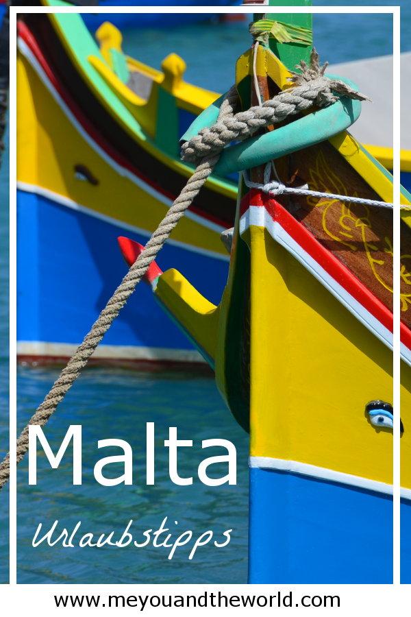 Das musst du für deine Malta Reise wissen