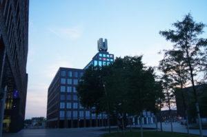 Reisetipp Dortmunder U Turm mit Aussichtsplattform