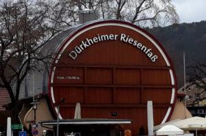 Reisetipp Bad Duerkheim Riesenfass