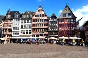 Reiseziel Frankfurter Römer und Altstadt