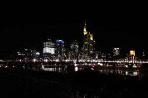 Ausflugsziel Frankfurter Skyline