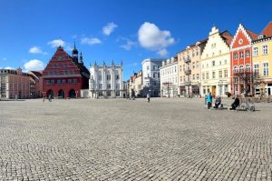 Ausflugstipp Greifswald Marktplatz