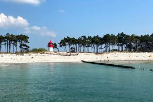Reiseziel Hiddensee inklusive Karibikfeeling in Detuschland