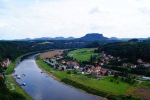 Ausflugstipp Luftkurort Rathen in der Sächsischen Schweiz