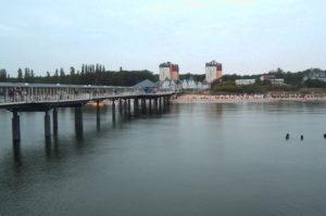 Ostsee Reiseziel Heringsdorf auf Usedom