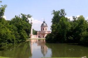 Baden-Württemberg Ausflugstipp Schlosspark Schwetzingen