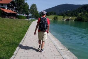 Deutschland Ausflugstipp Seerundweg am Tegernsee