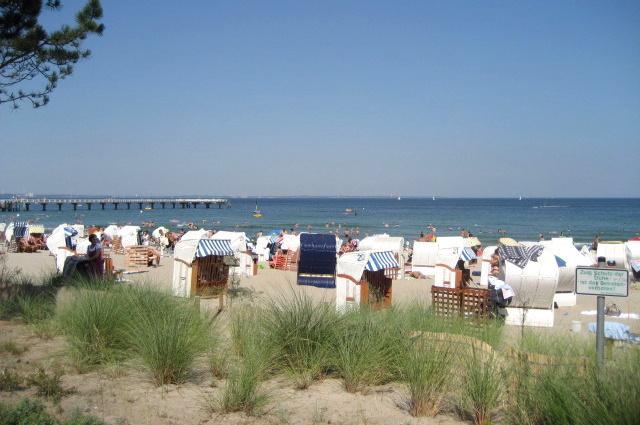 Reiseziel Timmendorfer Strand an der Ostsee