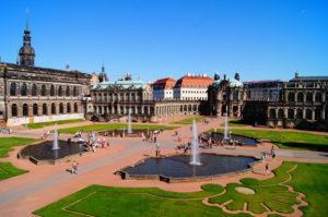 Deutschland ist ein tolles Reiseziel in Europa