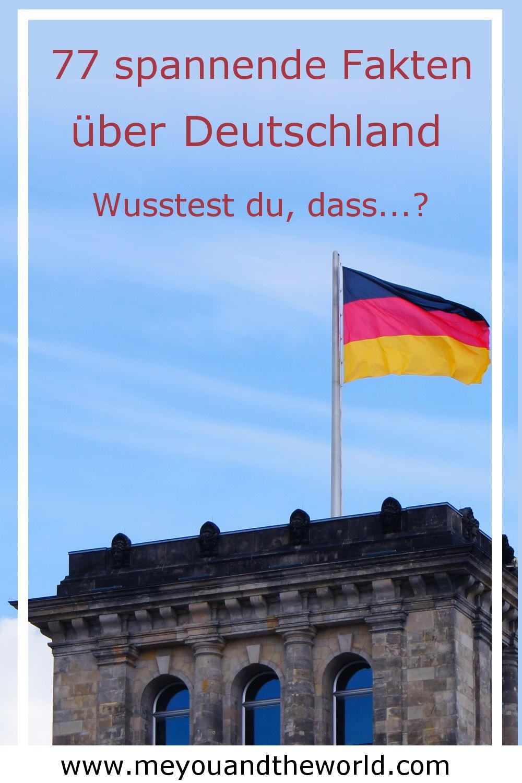 Superlative Deutschland interessante Fakten und Fun Facts