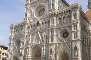 Florenz ist ein schoenes Reiseziel in Europa