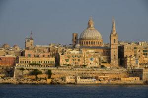 Malta ist ein schoenes Reiseziel in Eruopa