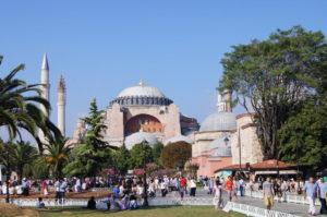 Istanbul gibt es viele Sehenswuerdigkeiten