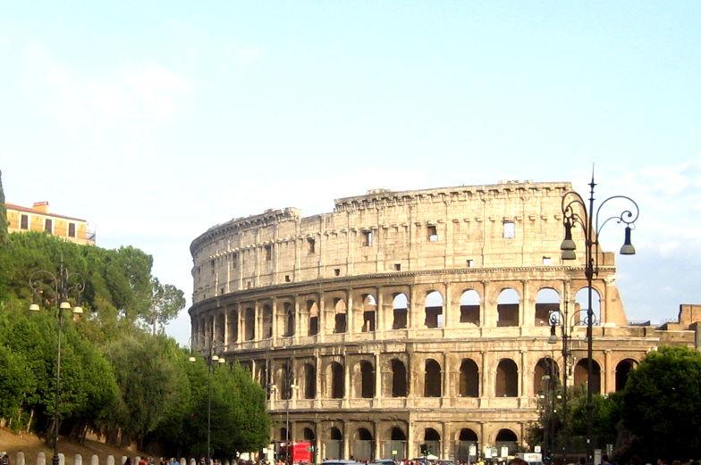 Rom ist ein schoenes Europa Reiseziel