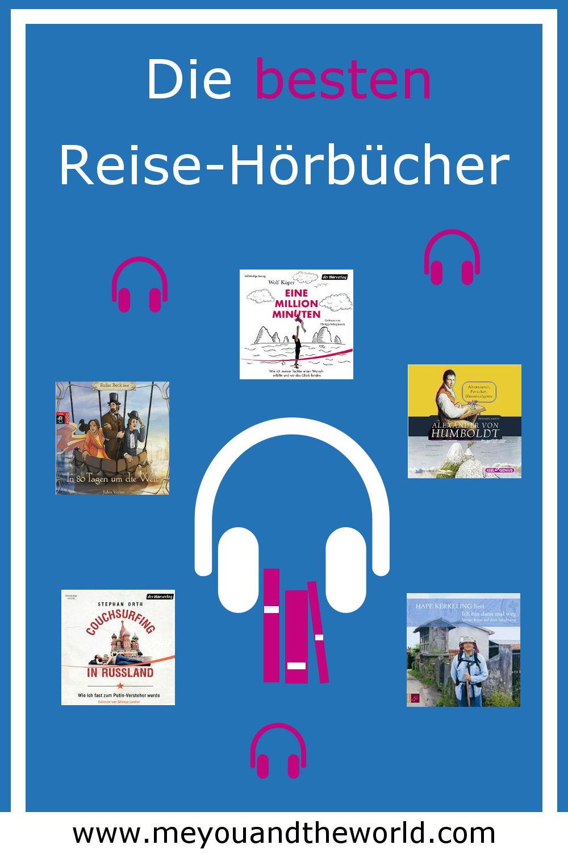 Reise Hoerbuecher mit Abenteuer Geschichten