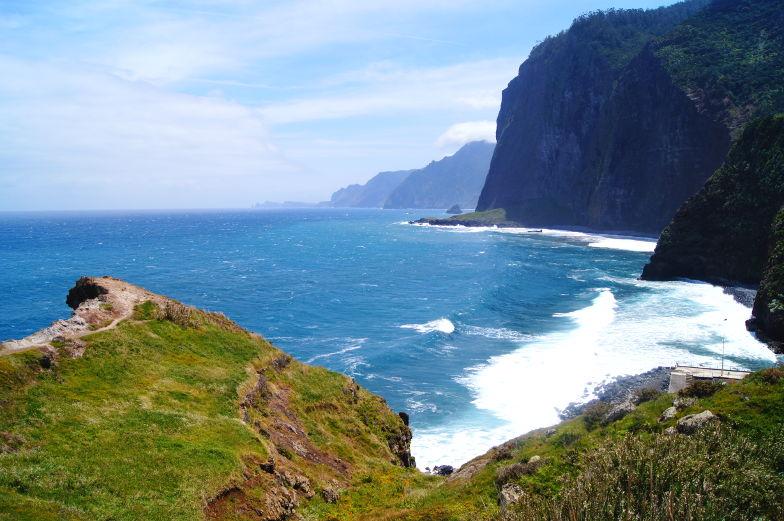 Faial Crane Viewpoint unser Highlight der Madeira Ost Tour